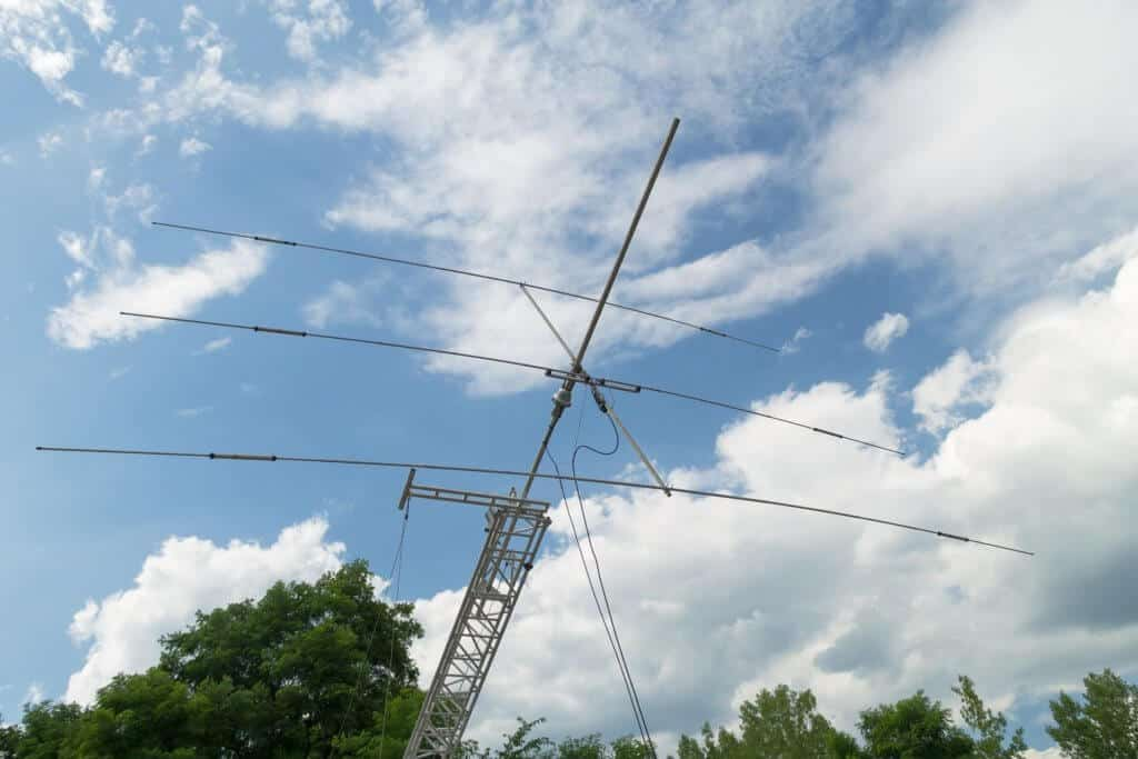 Build An Antenna For Communication Security