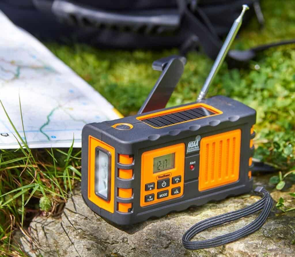 Solar Powered Radio Which Should You Choose