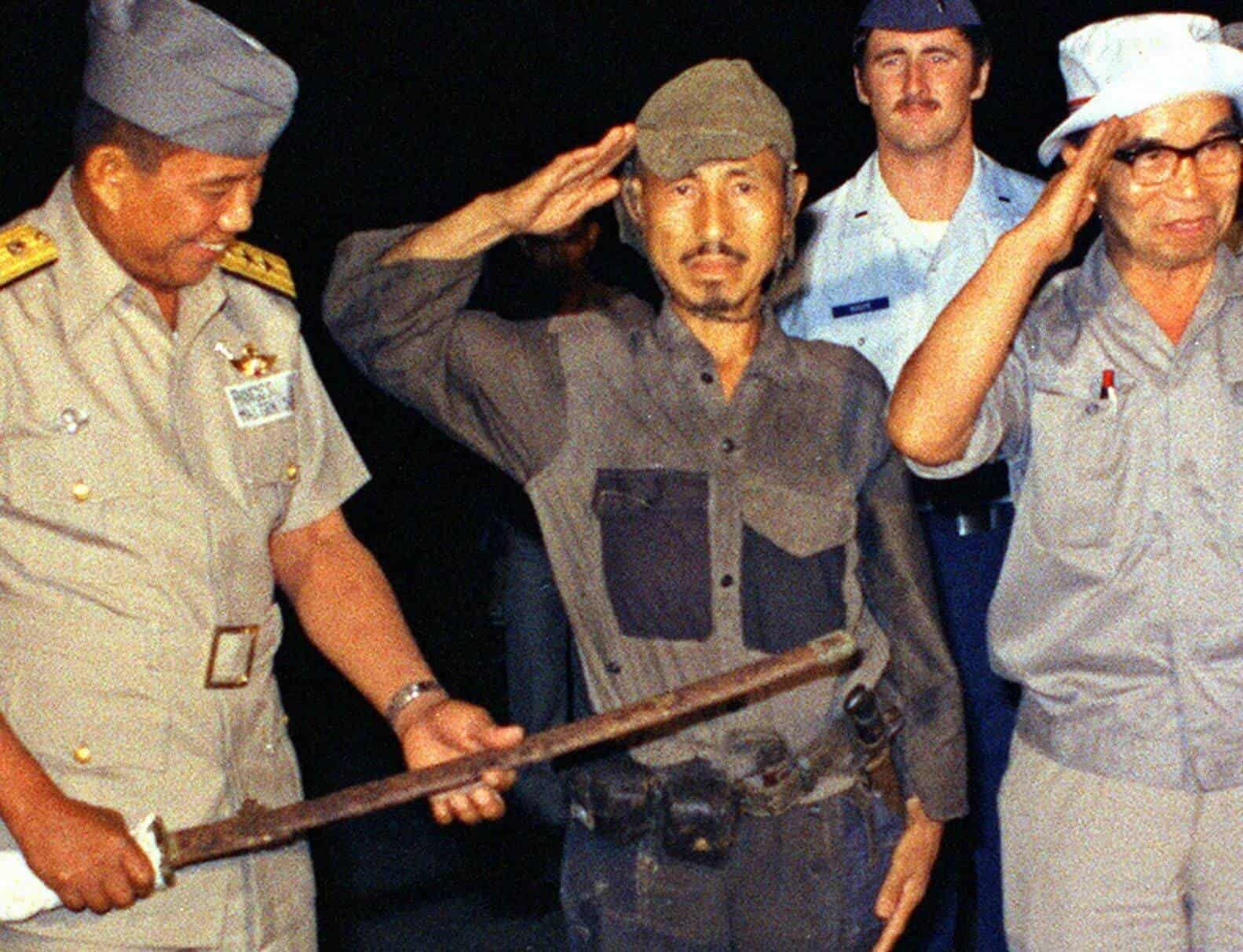 The incredible survival story of Hiroo Onoda