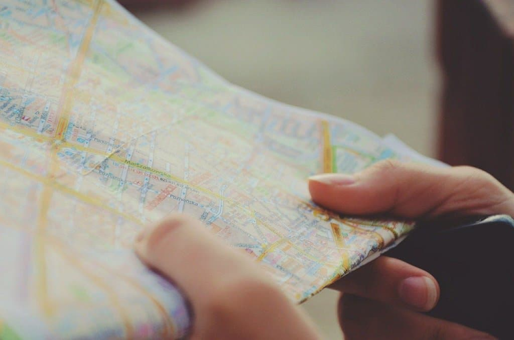 Map And Navigation