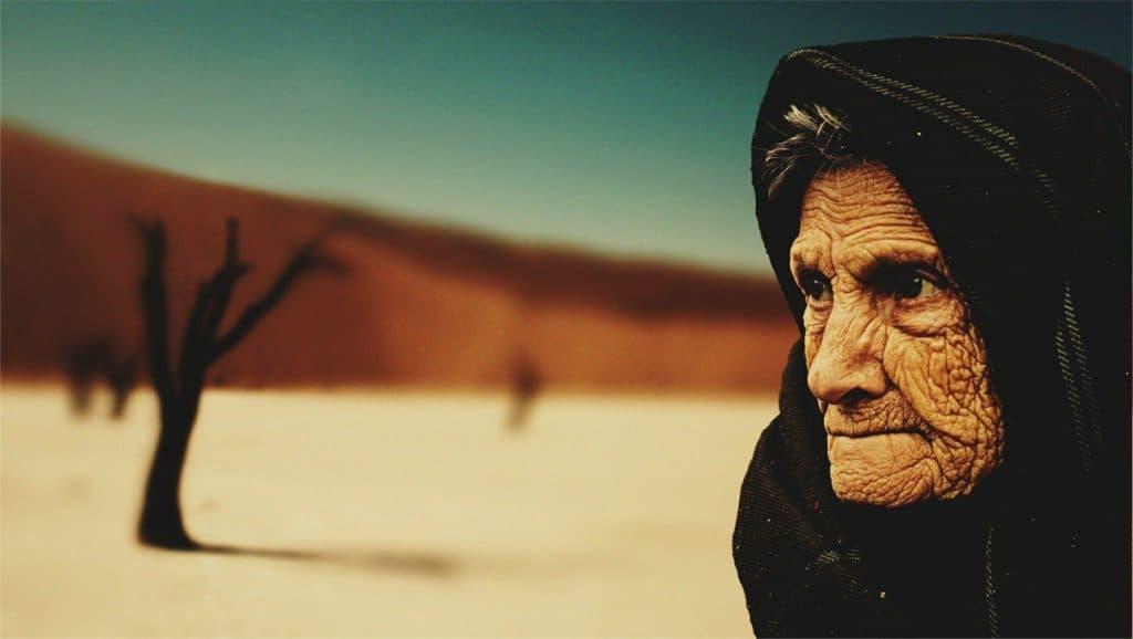 Learn From Desert People