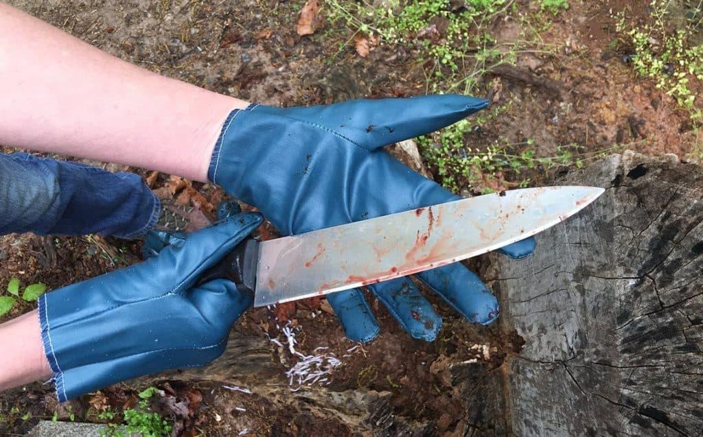 Skinning Gloves