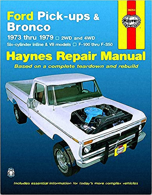 Old Car Manual