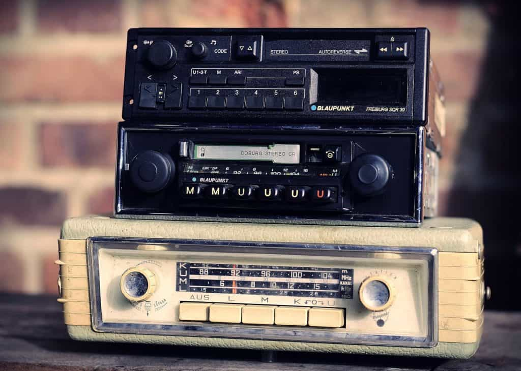 Old Car Radios