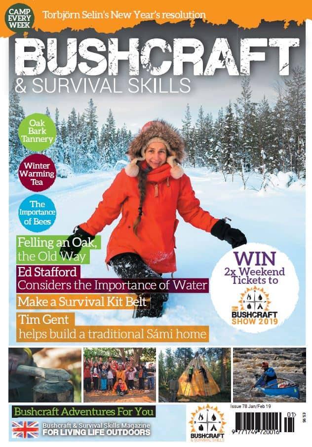 Bushcraf And Survival Skills Magazine