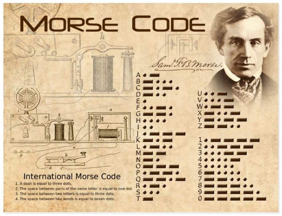 Morse Code Visual Aid