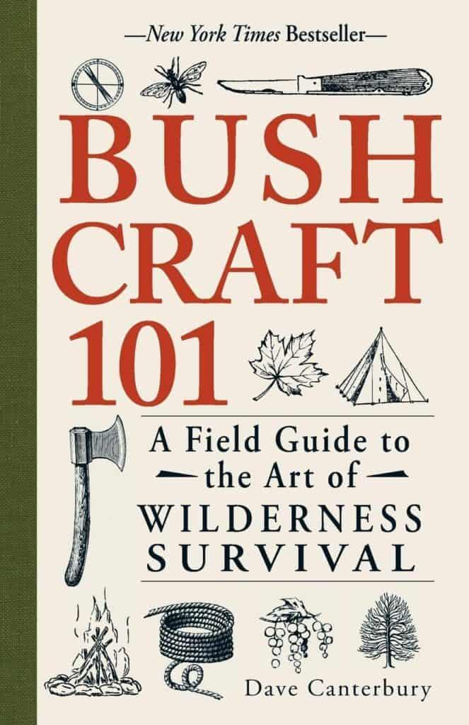 David Canterbury The Bushcraft Field Guide