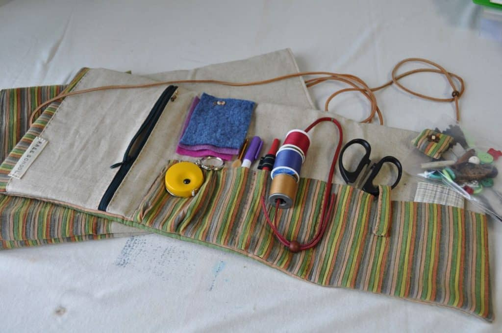 Sewing Kit For Clothing