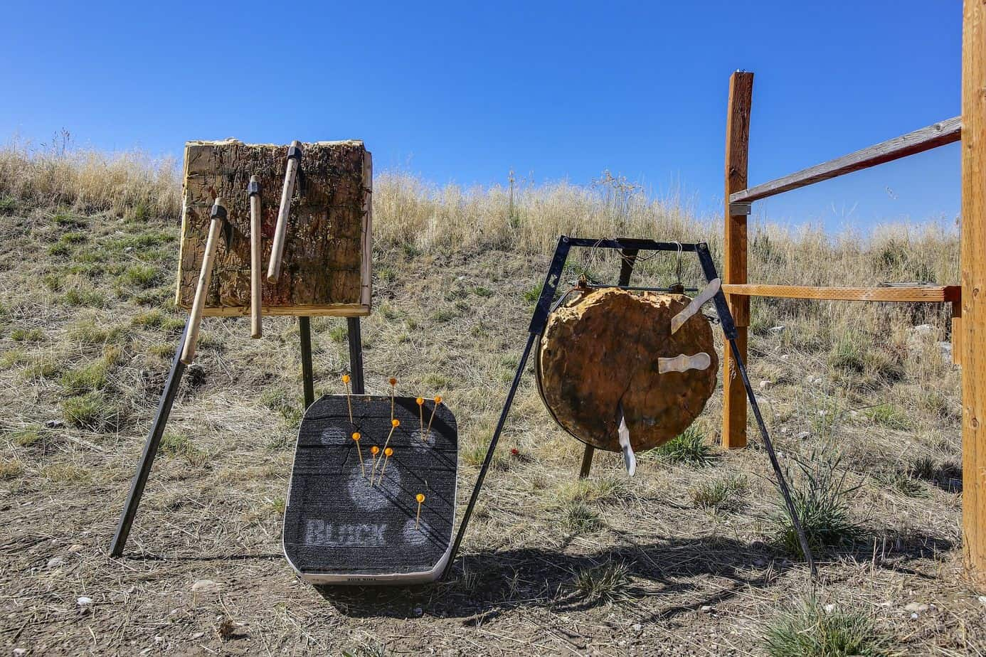 Tomahawk And Knife Throwing Tips