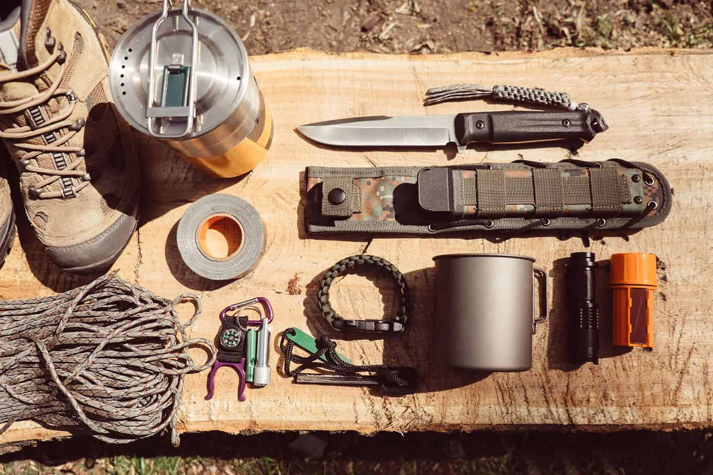 Updating Your Survival Gear