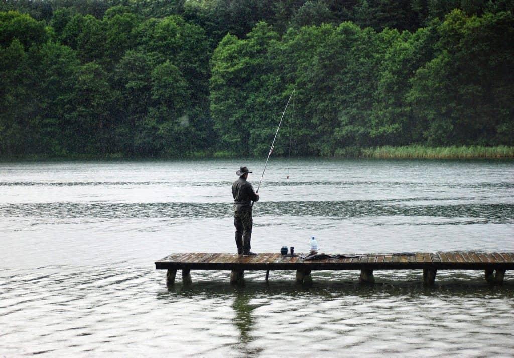 Be A Fisherman