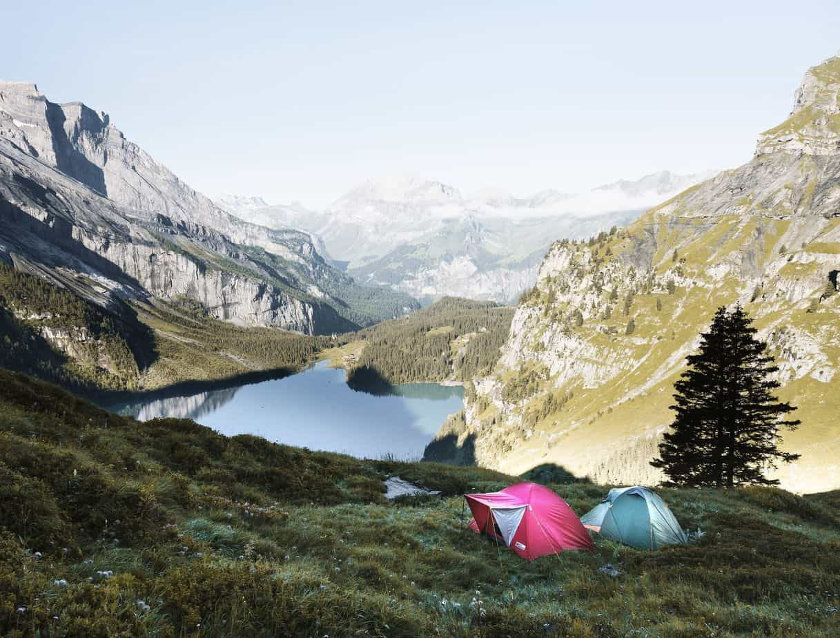 How To Pick A Proper Wilderness Campsite