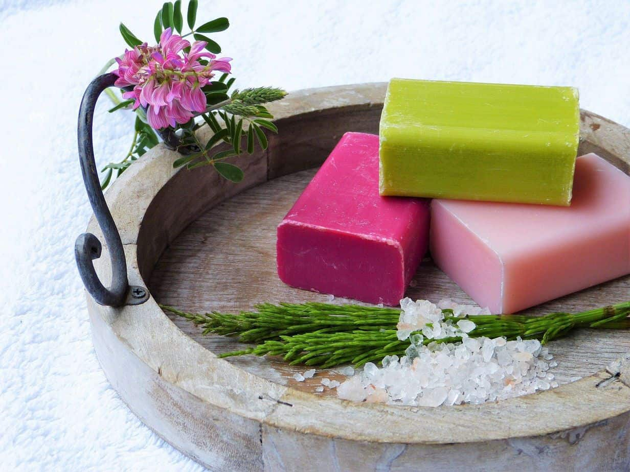 Making Your Own Soap At Home