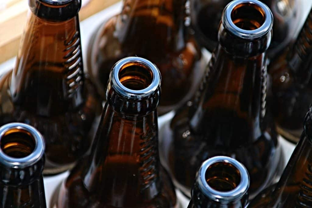 Use Dark Bottles For Beer