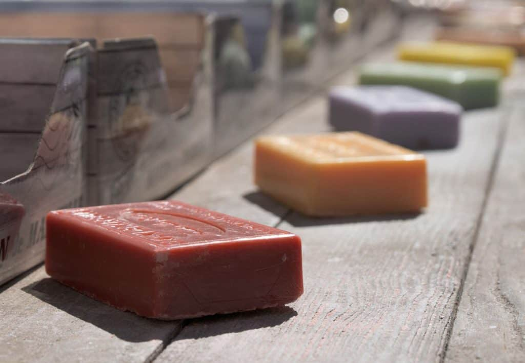 What Goes Into Soap