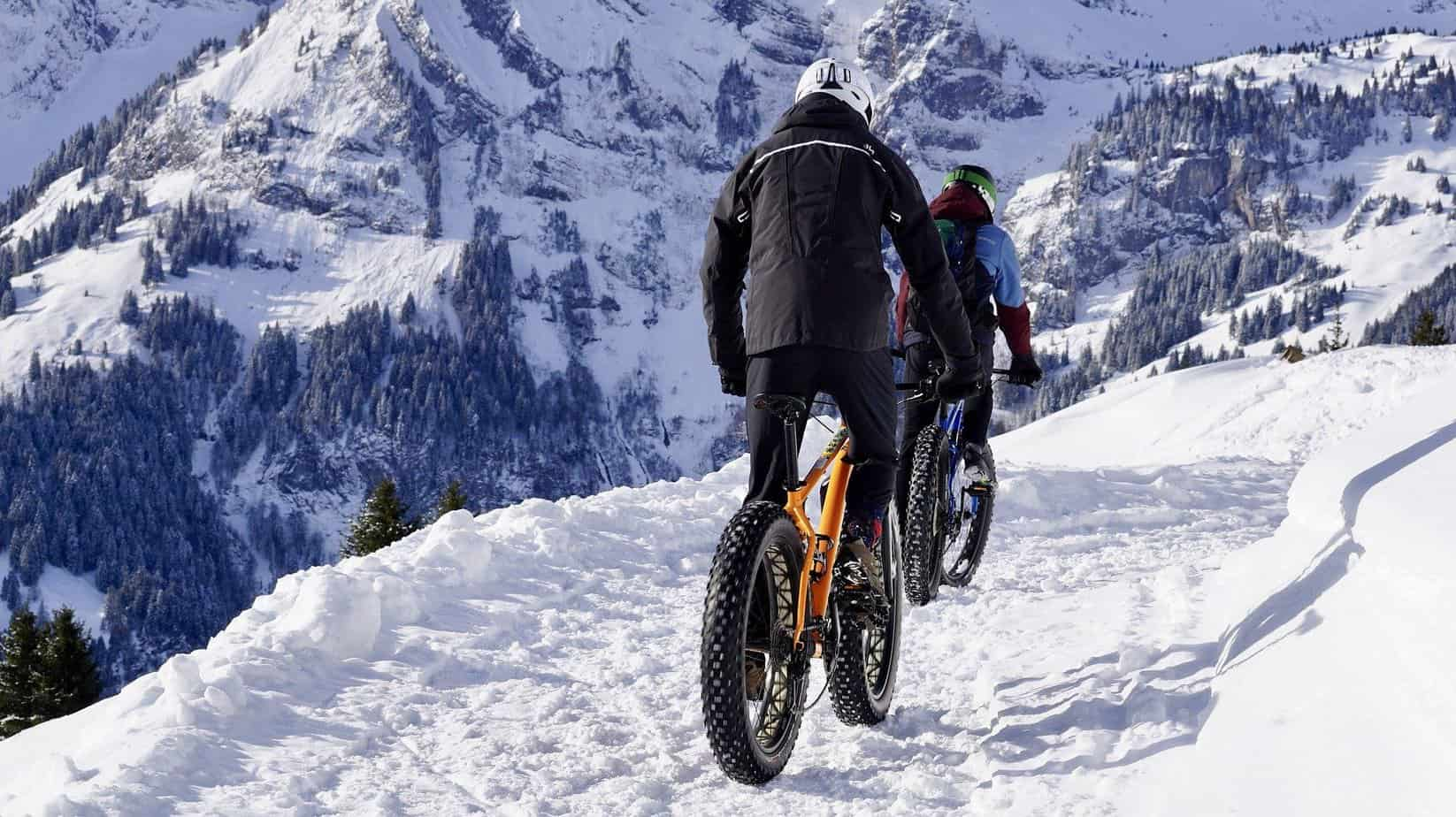 How To Safely Ride Your Bike In Winter