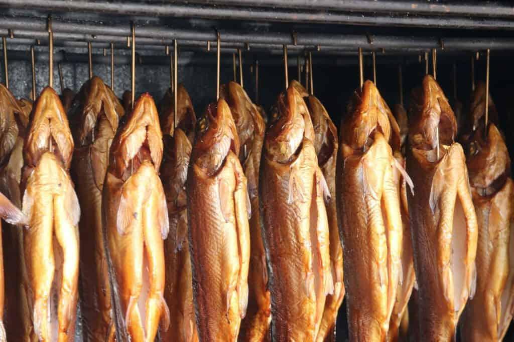 Smoking Fish
