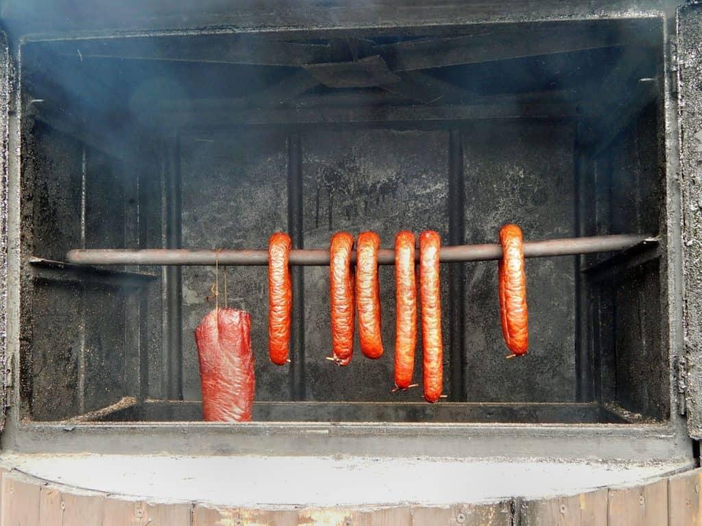 Smoking Sausage