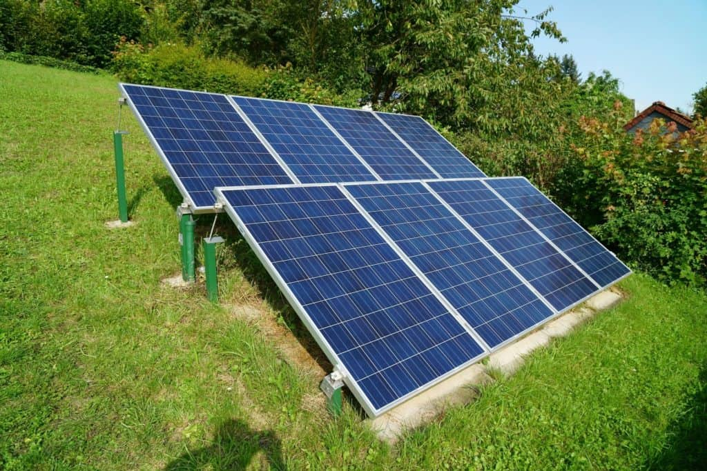 The Photovoltaic Modules