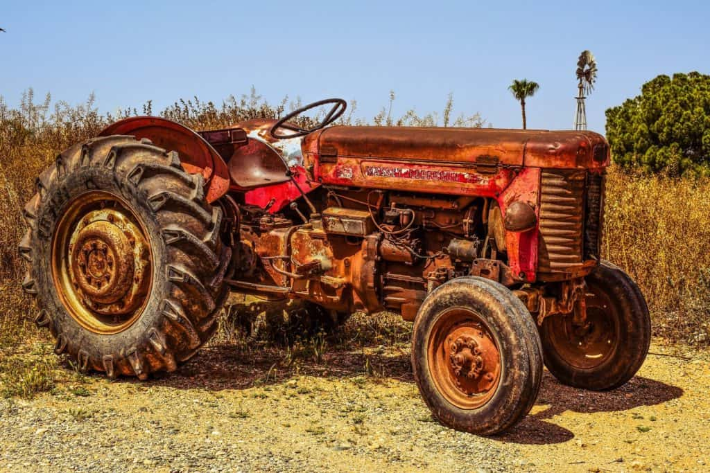 Buying A New Or A Used Tractor