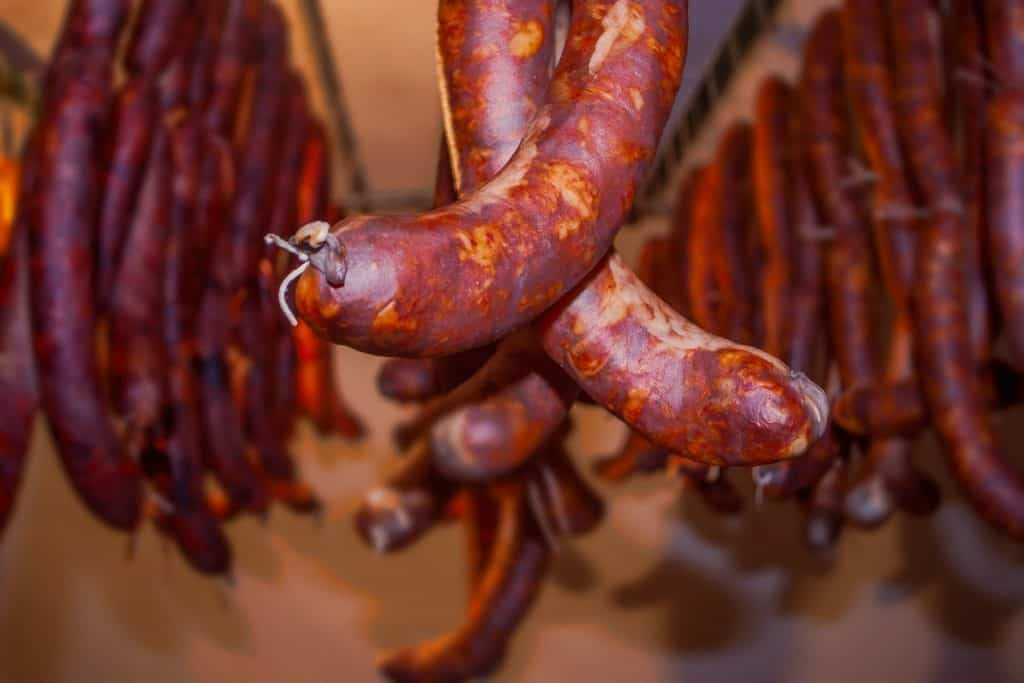 Mexican Style Spicy Chorizo