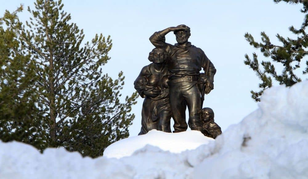chronicle of the donner party