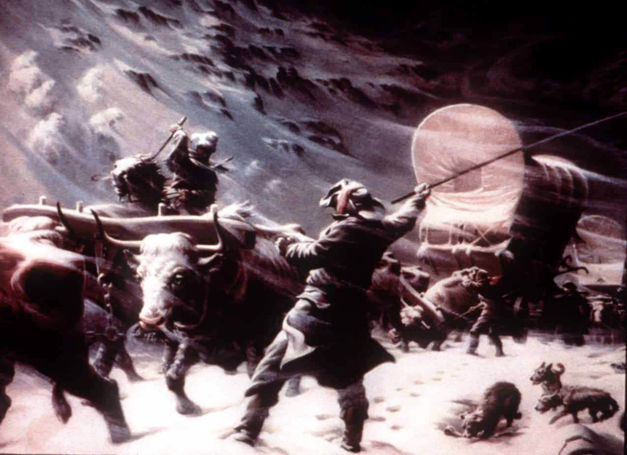 the donner party – when skills fail and mishaps take over