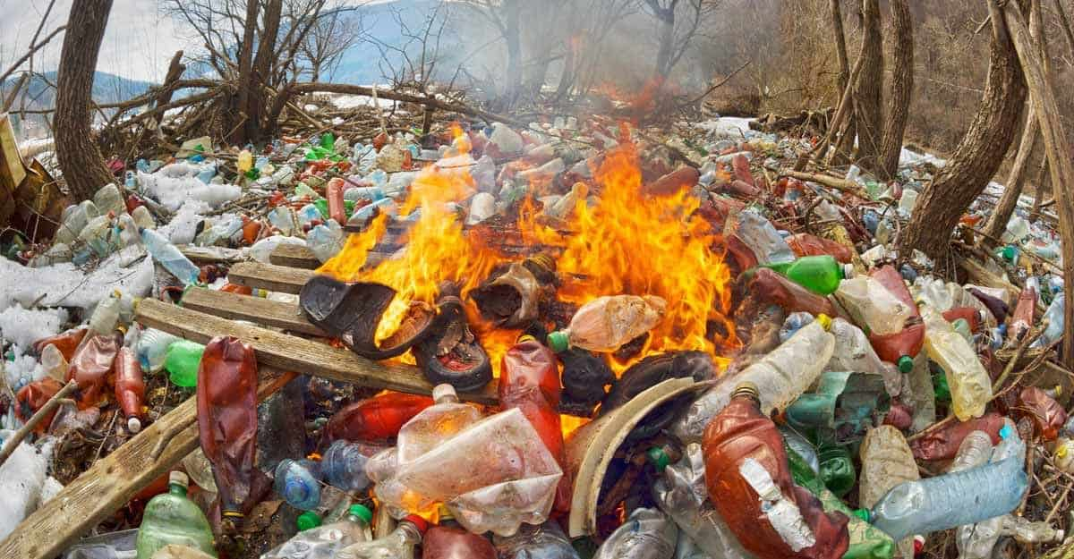 the do's and don'ts of burning garbage