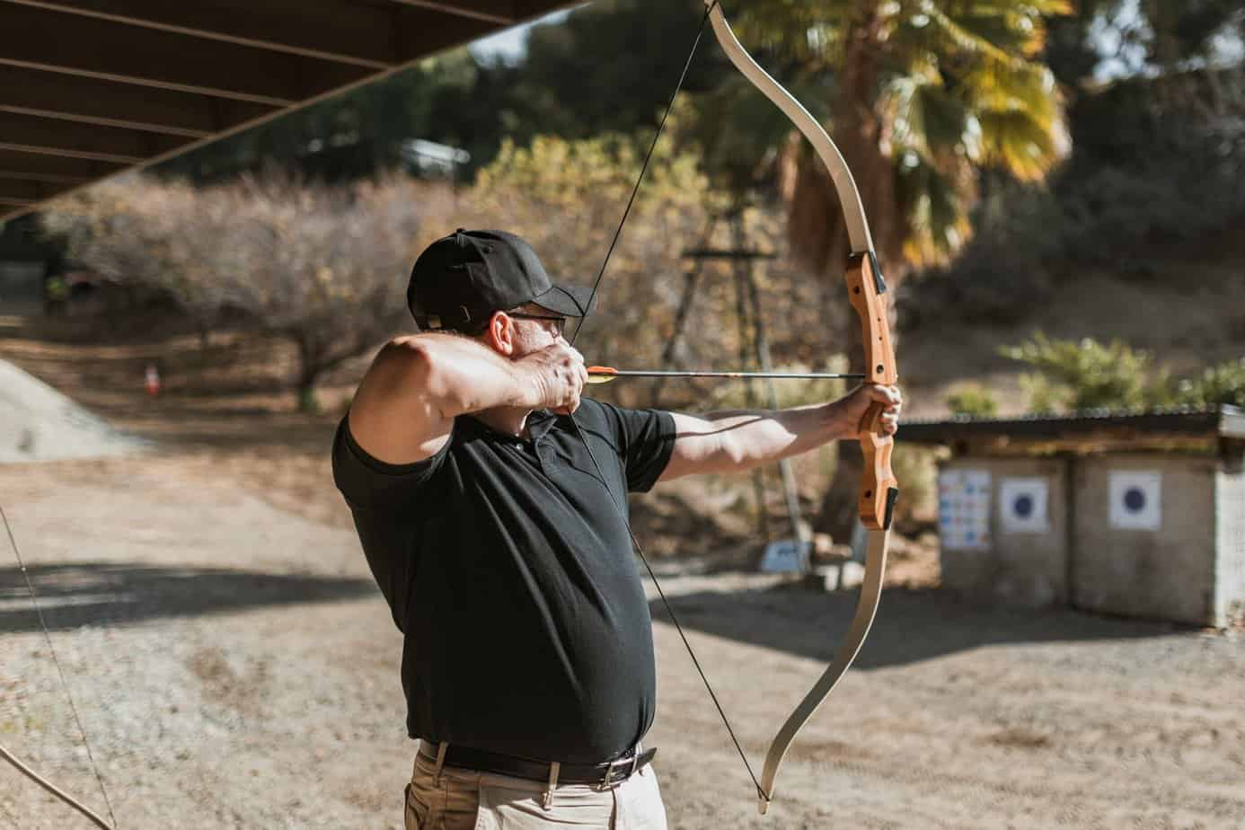 why a bow could be better than a gun