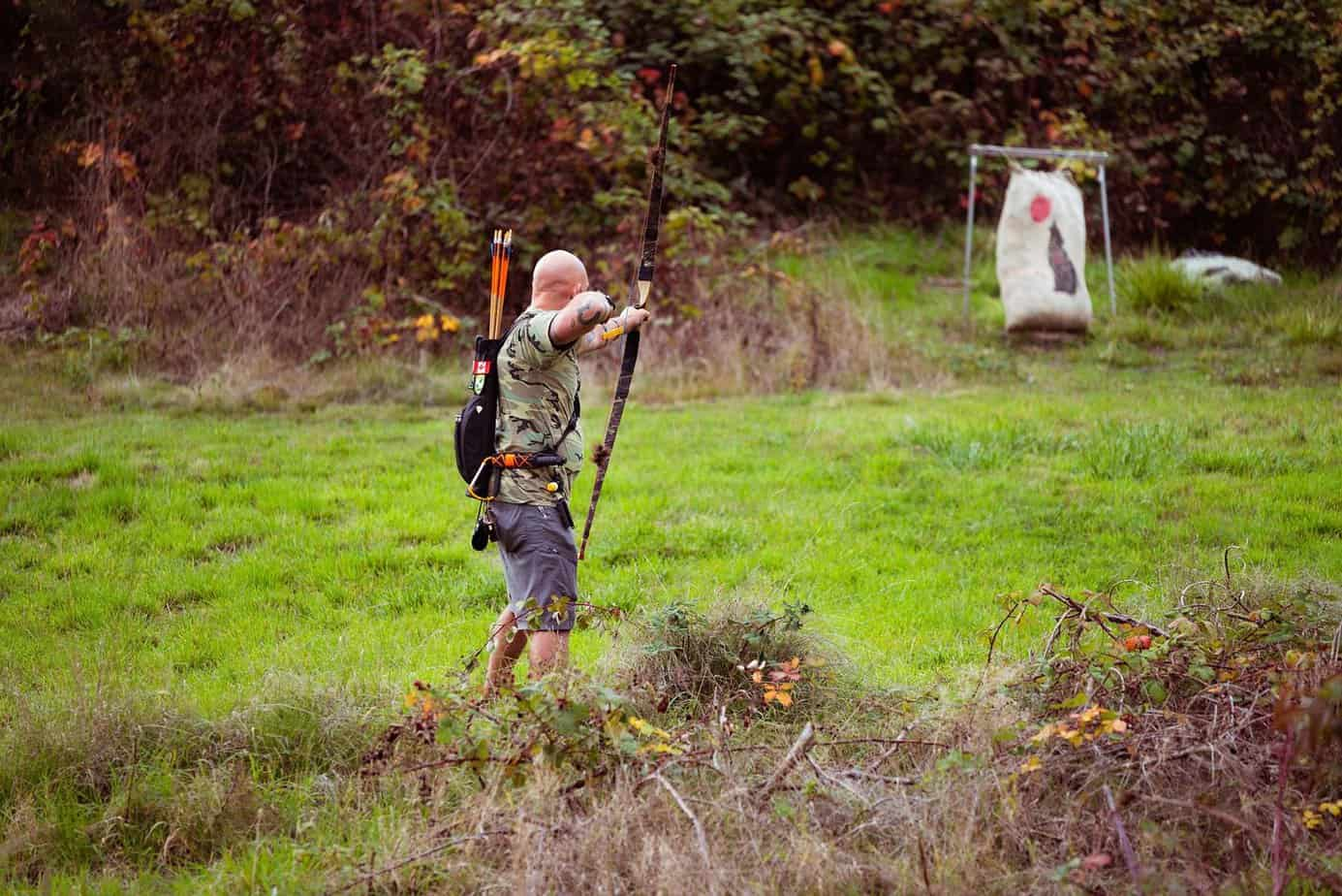 5 fundamentals to shooting a traditional bow