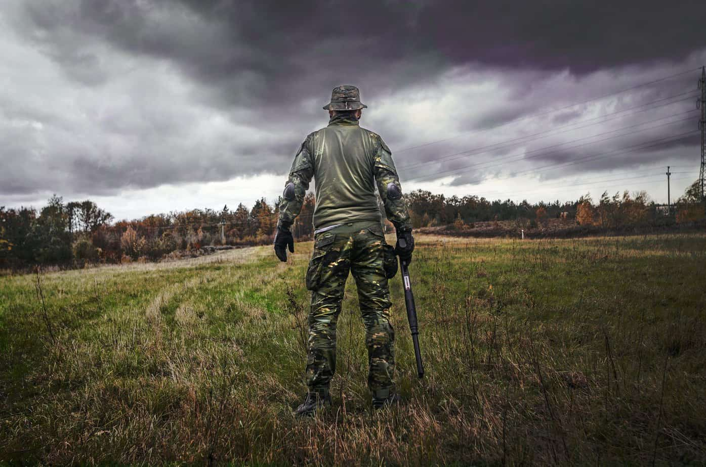 how to avoid being seen camouflage & concealment tips