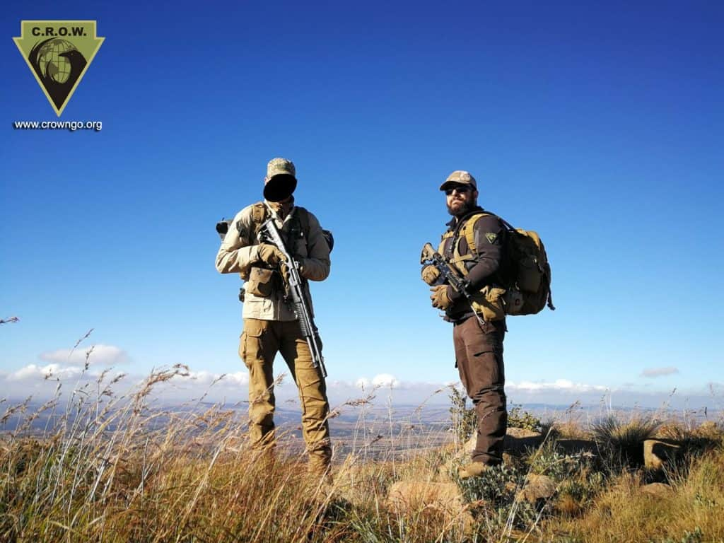 how to be prepared against poachers