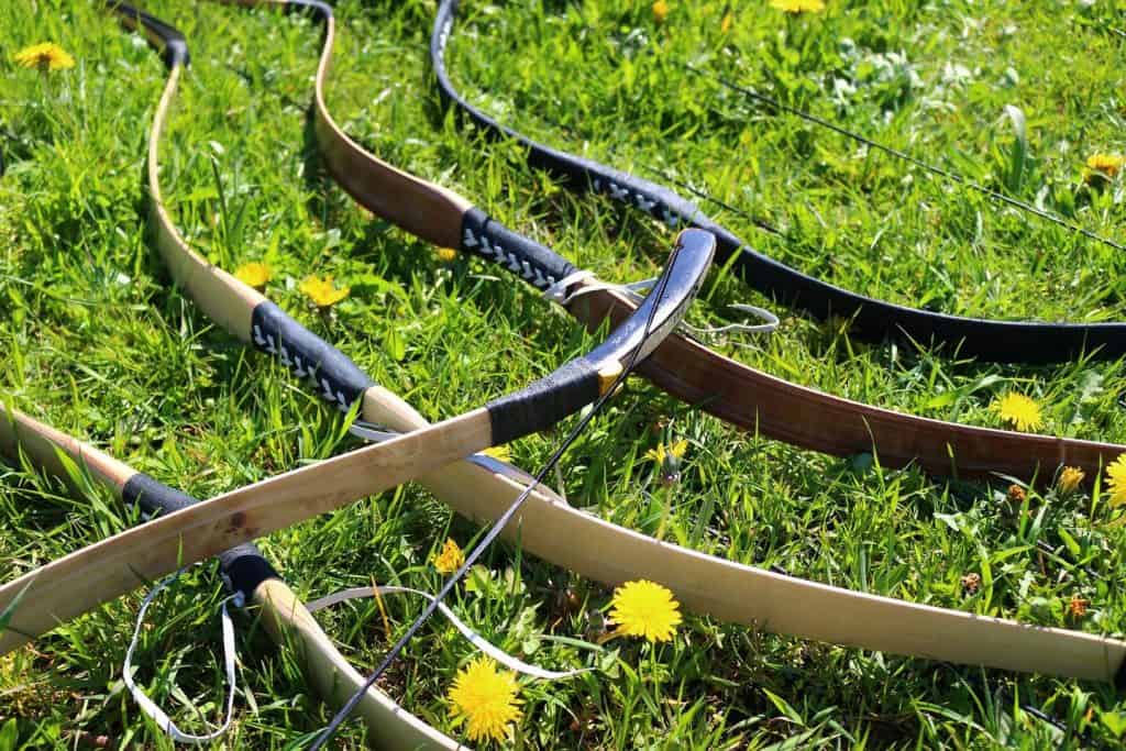 traditional bows are effective hunting weapons