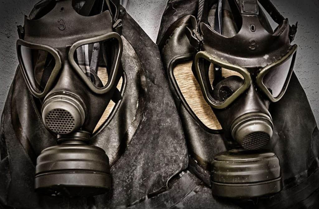 chemical attack preparedness