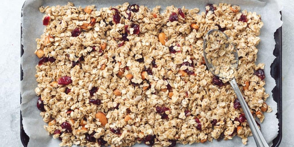 benefits from making survival energy bars by yourself