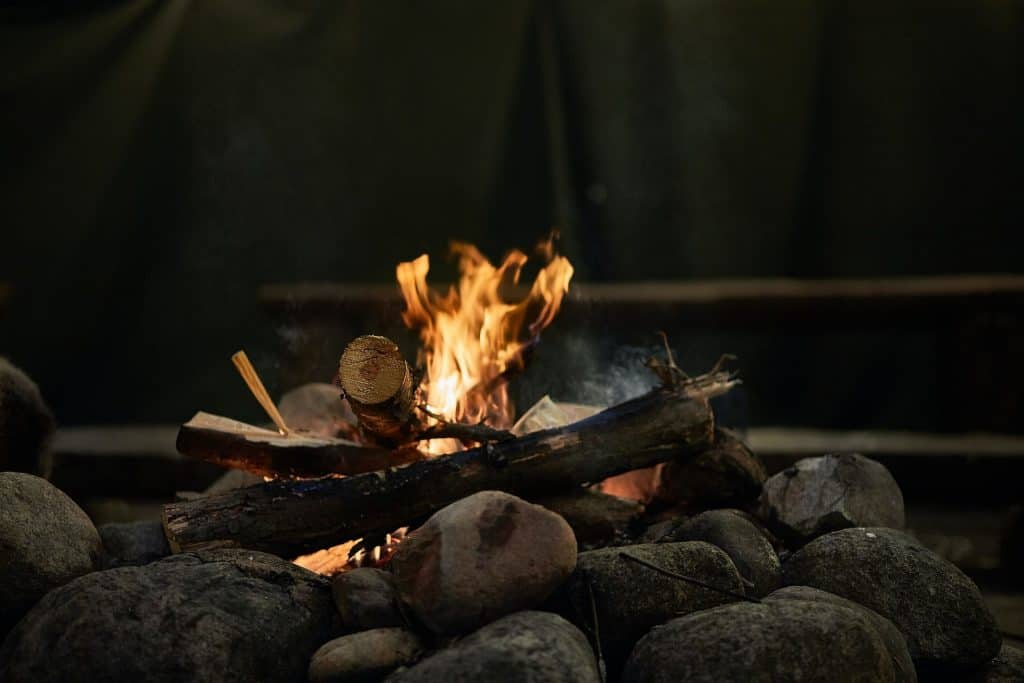 everyone can make fire, or not