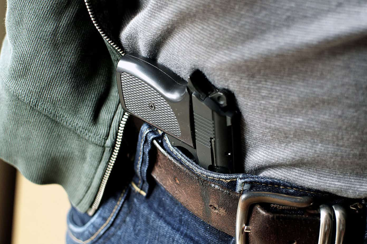finding the balance between comfortable and comforting everyday carry