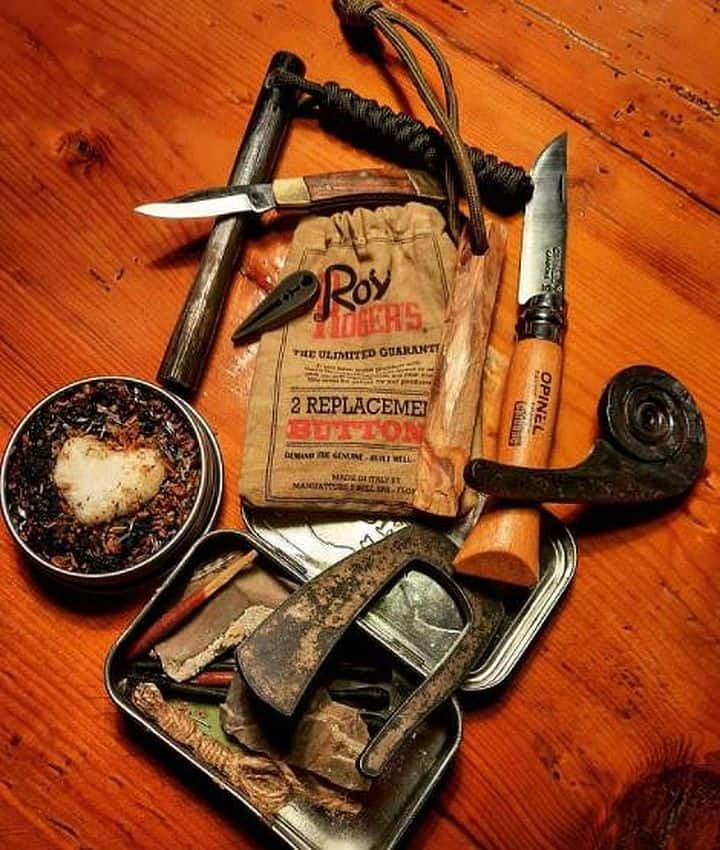 fire kit my personal selection