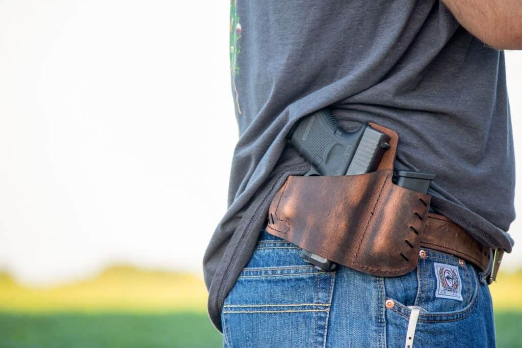 holster options