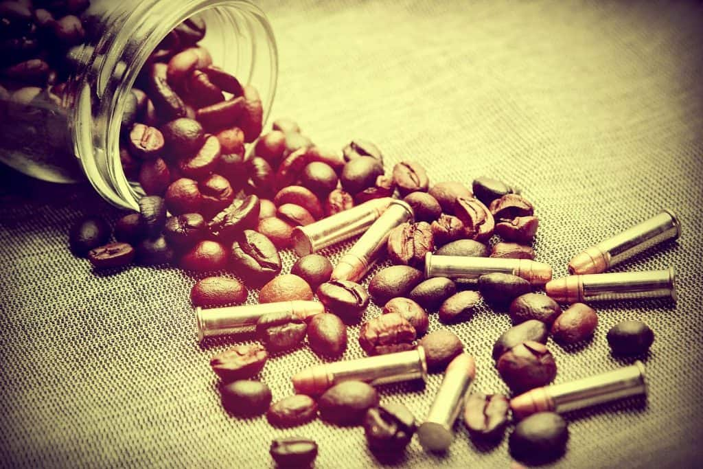 wwii coffee