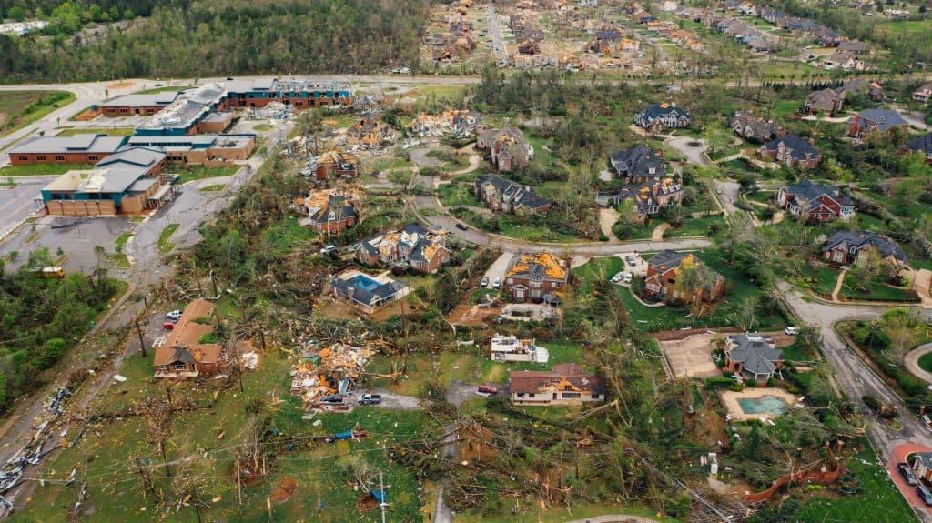 disaster analysis