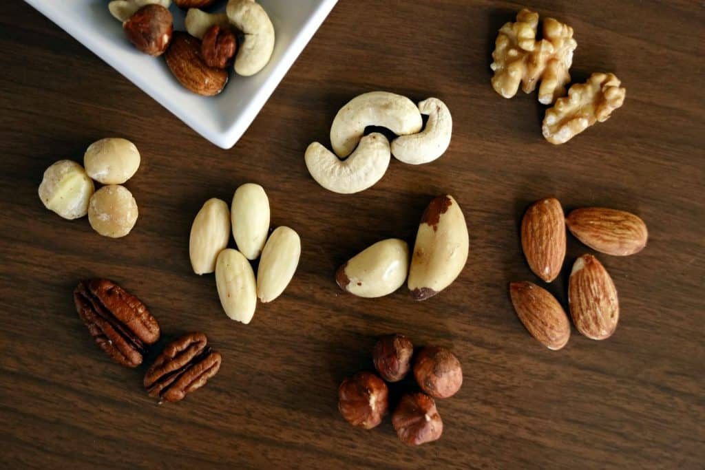 focus on other tree nuts as well
