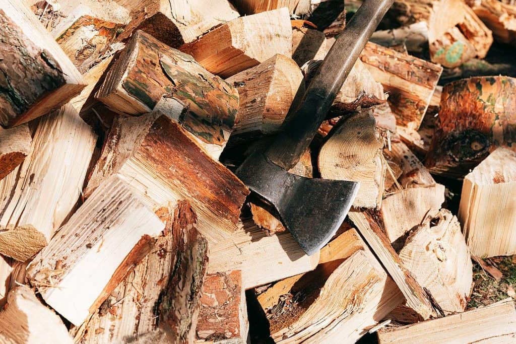 what makes wood ideal for the job